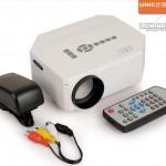 Projecteur UC30 – Test du vidéoprojecteur à 50€ sur Aliexpress