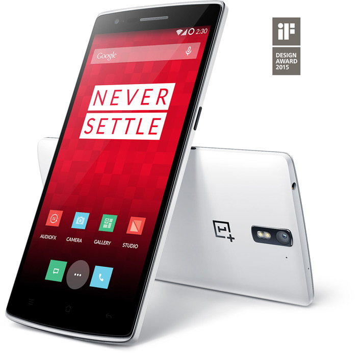 Chinese-mobile 4G-One-OnePlus One