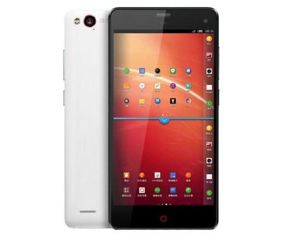 mobile chinois 4g-ZTE Nubia Z7 Mini