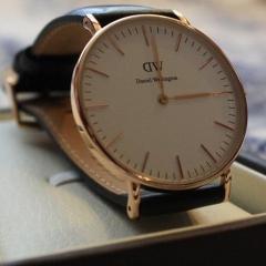 Avis sur les copies de montres Daniel Wellington Aliexpress