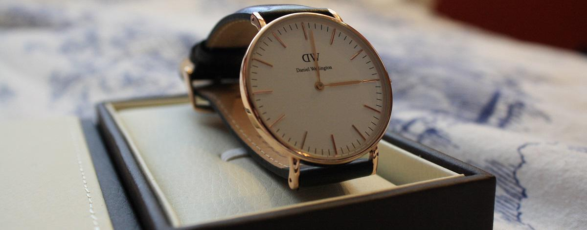 montre DW Daniel wellington aliexpress