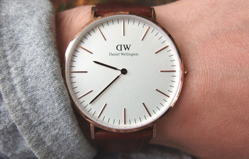 montre daniel wellington aliexpress