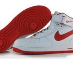 Mes Nike Air Force achetée en Chine