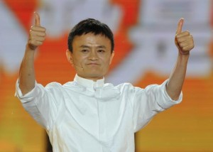 photo de jack Ma le fondateur d aliexpress