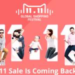 Comprendre le festival du shopping du 11 novembre
