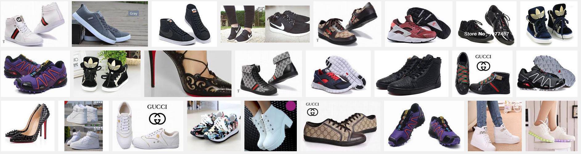 Chaussure AliExpress Mon avis sur les chaussures de marque