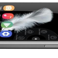 Oukitel K10000 – La plus grande autonomie de batterie