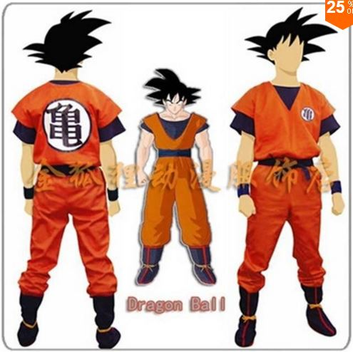Aliexpress cosplay dragon ball