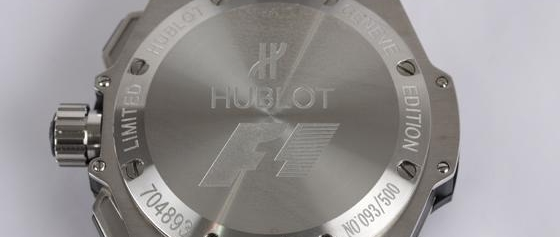 Hublot King Power replica aliexpress dos