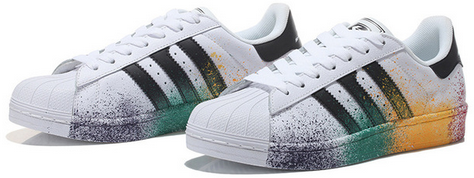 adidas superstar aliexpress colorées
