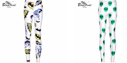 leggings aliexpress comics