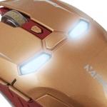 Ma souris Iron Man achetée sur Aliexpress