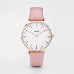 montre cluse rose aliexpress