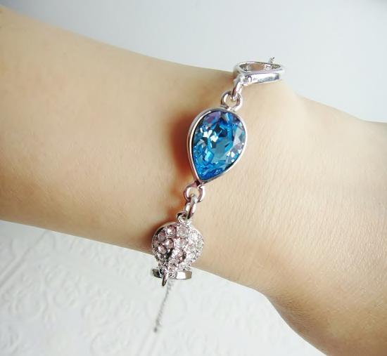 Bracelet swaroski version aliexpress