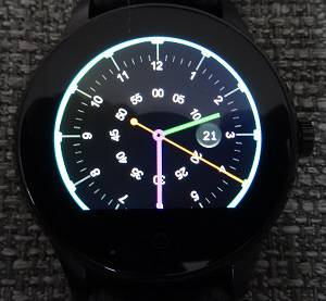 smartwatch-K88H-cadran-1