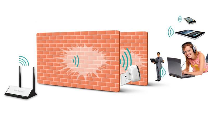 répéteur wifi wr03 positionnement dans maison