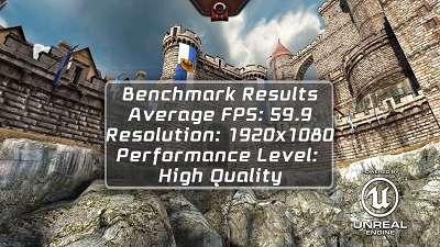 Benchmark epic citadel xiaomi redmi note 3 pro