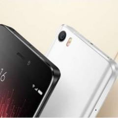 XiaoMi Mi5 – Haut de gamme, pas cher et désirable