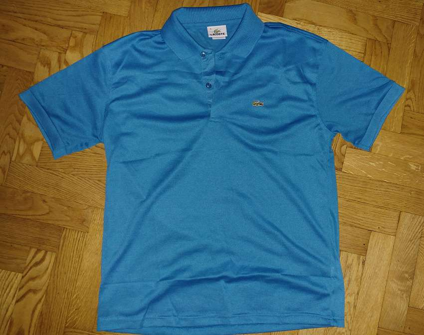 Polo lacoste iOffer