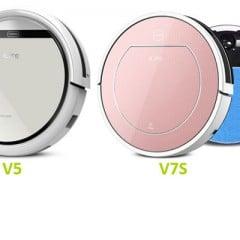 Comparatif des aspirateurs robots pas cher de la gamme iLife