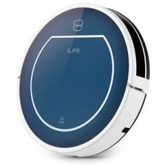 Test de l'aspirateur robot iLife V7