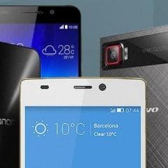 Les meilleurs smartphones Chinois dans leur domaine