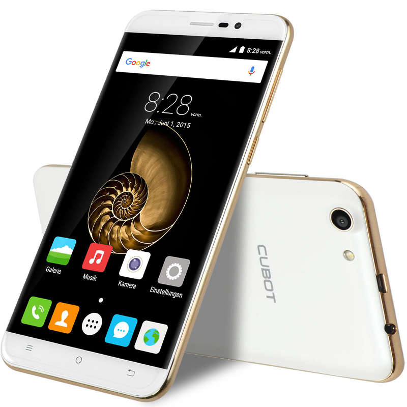 Cubot Note S list cheap phone