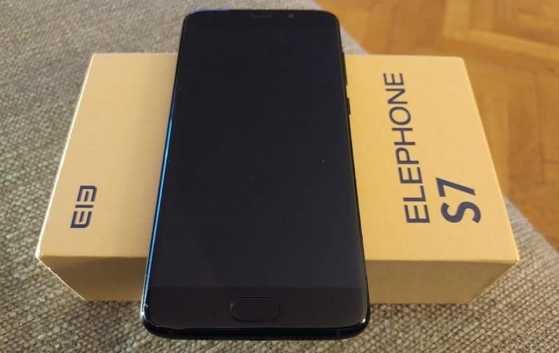 elephone-s7-test-face-avant ecran
