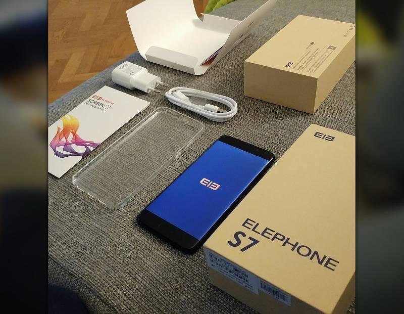 elephone-s7-unboxing