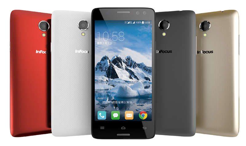 InFocus M550 smartphone moins 100 euros
