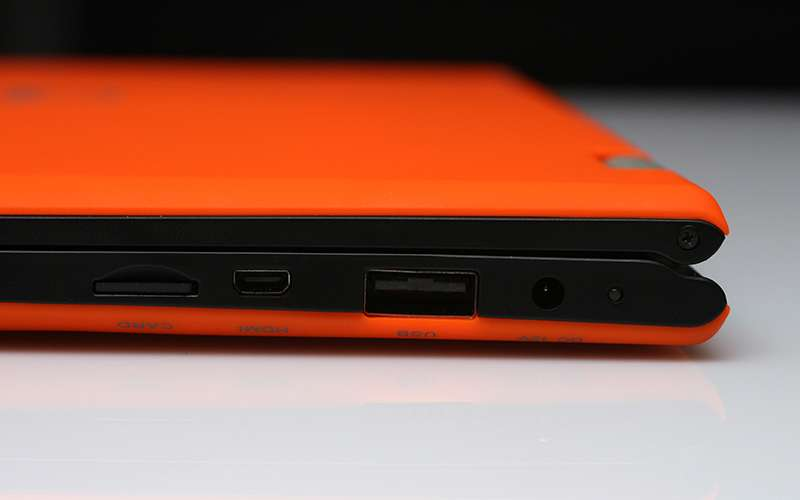 Test Voyo A1 Tablette pc - port