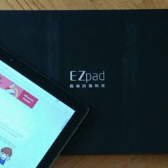 Test de la tablette Jumper EZpad 6