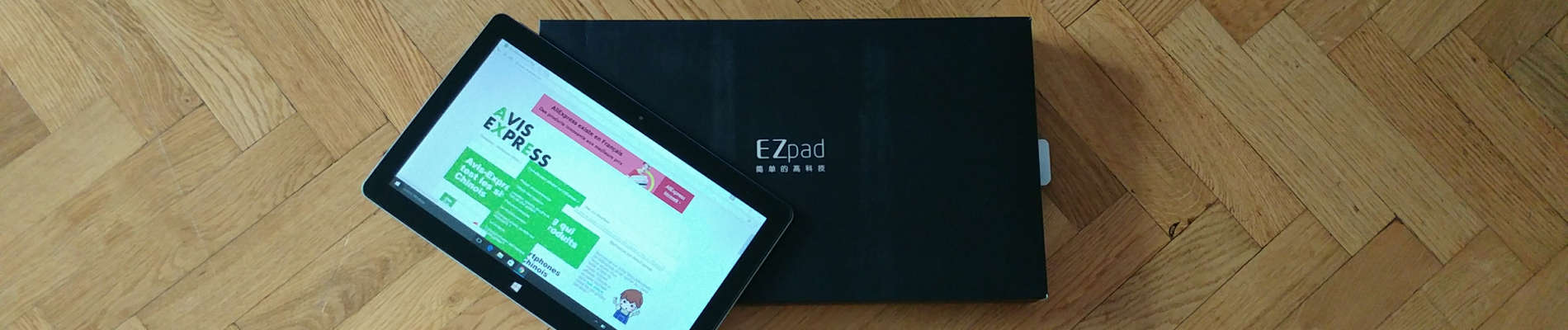 Jumper EZpad 6 - Photo de couverture