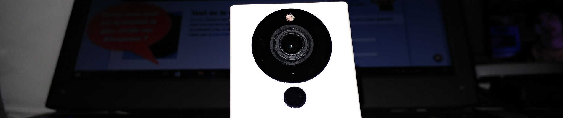 Original Xiaomi Smart 1080P WiFi IP Camera - header - avis-express