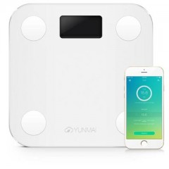 Test de la balance avec impédancemètre Yunmai Mini Smart Fat Scale