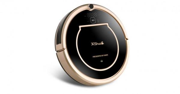 xshuai t350 quel aspirateur robot chinois est le clone. Black Bedroom Furniture Sets. Home Design Ideas