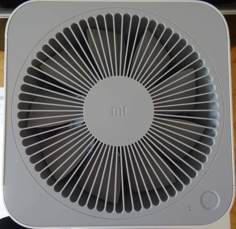 purificateur d'air xiaomi -ventillateur