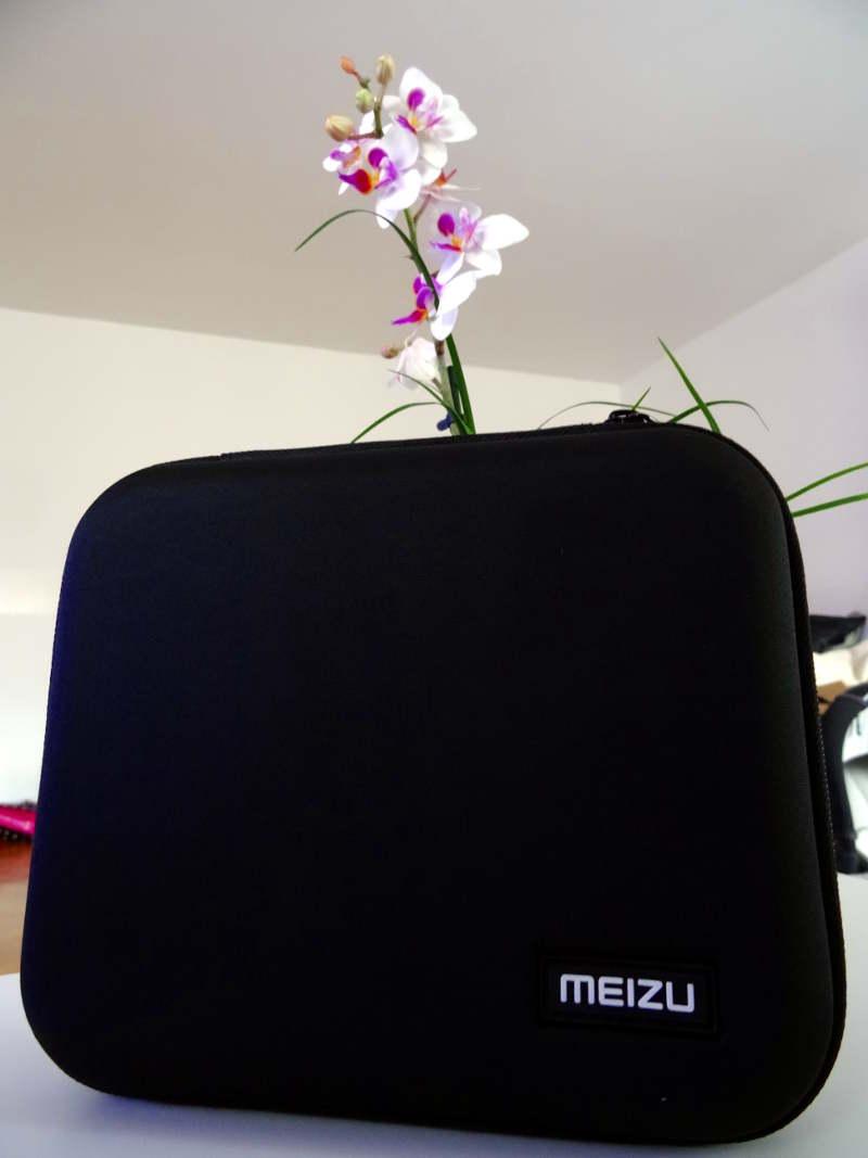 Test casque Meizu HD50 - Boite