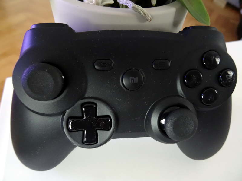 Test manette Xiaomi GamePad - gros plan