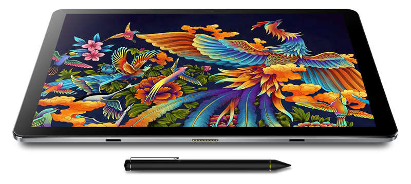 test chuwi-hi13 - stylet et tablette
