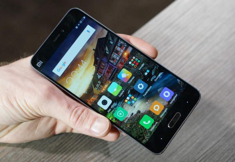 Xiaomi Mi5 à moins de 200€