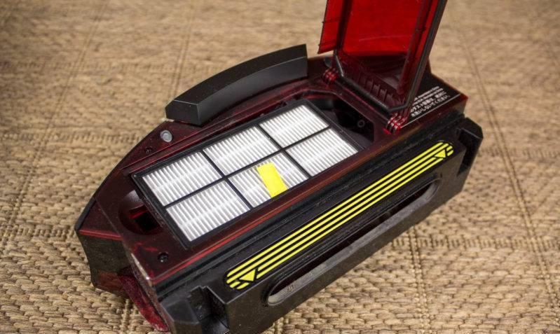 iRobot-Roomba-bac-a-poussiere