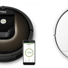 Xiaomi Mi Robot Vacuum vs iRobot Roomba 980 – Quel est le meilleur aspirateur robot ?