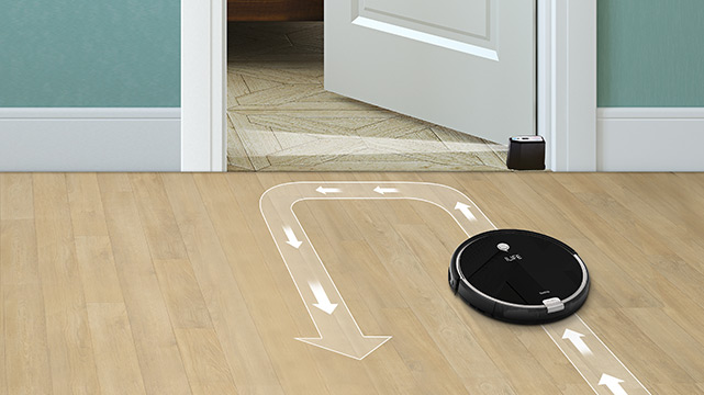 ilife a6 test de l 39 aspirateur robot ilife le plus beau et fin. Black Bedroom Furniture Sets. Home Design Ideas