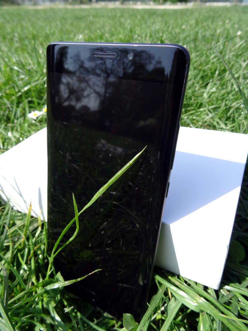 Test Xiaomi Mi Note 2 - Présentation