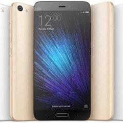 Test et avis sur le Xiaomi Mi 5