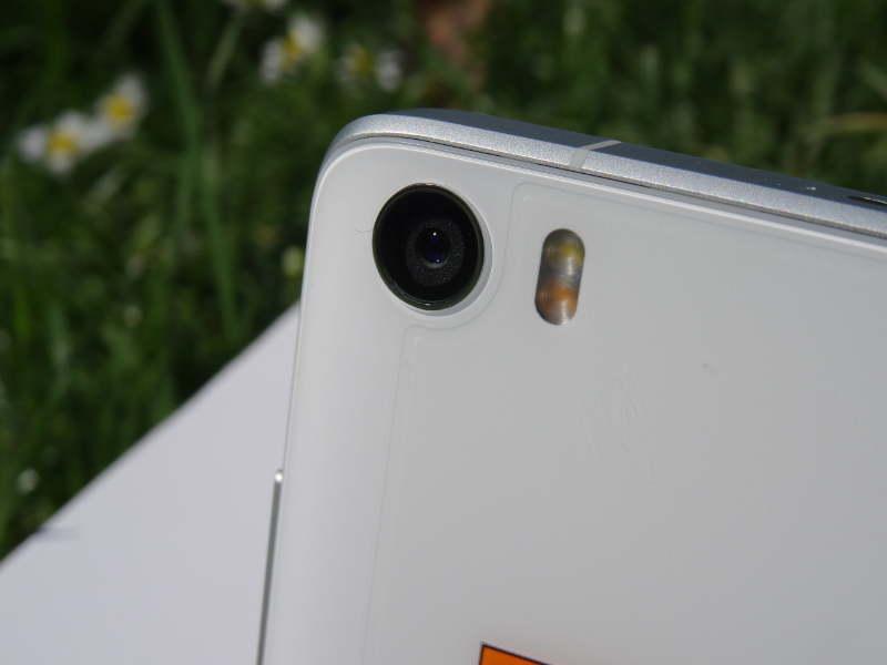 Test Xiaomi Mi5 - photo sensor