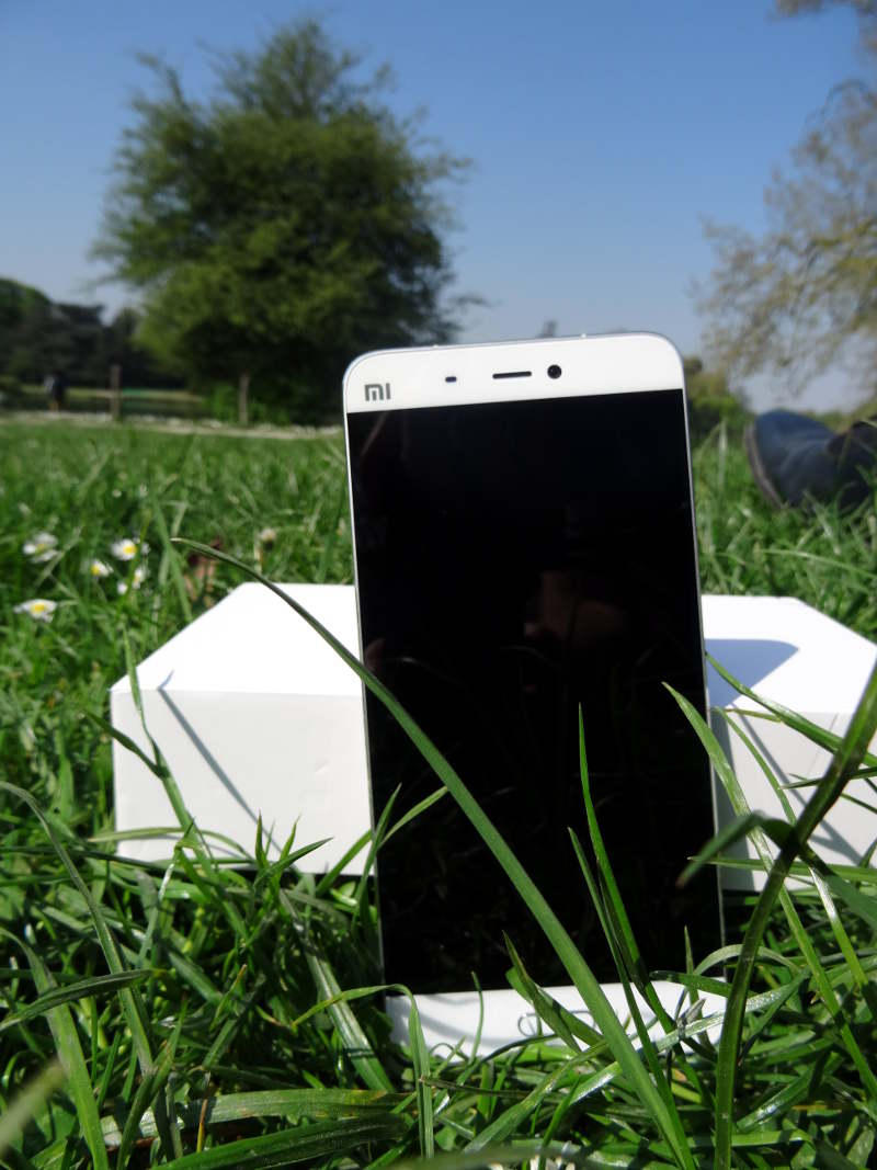 Test Xiaomi Mi5