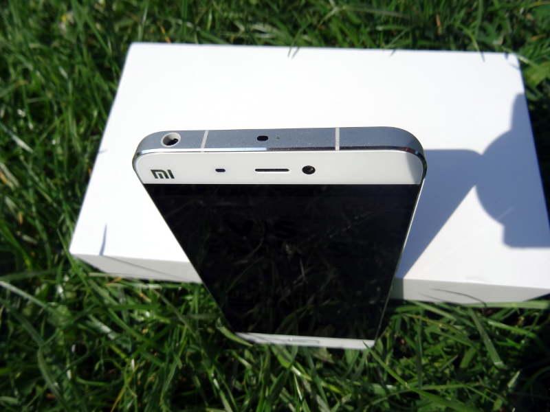 Test Xiaomi Mi5 - prise jack