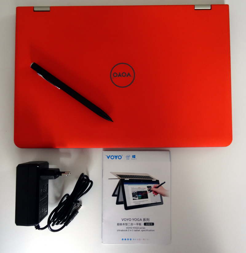 VOYO VBook V3 - complete package
